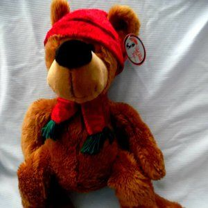 CHRISTMAS Teddy Bear By Best Made Toys